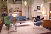 Jack's apartment in Will & Grace
