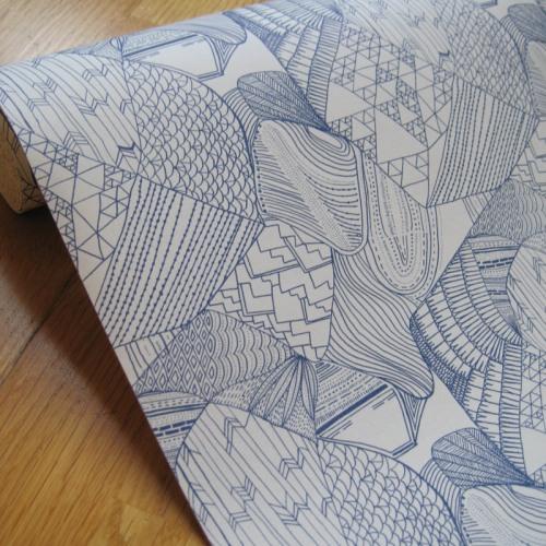Topo Azul, part of the Allang The Gallant collection. Design: Ana Montiel