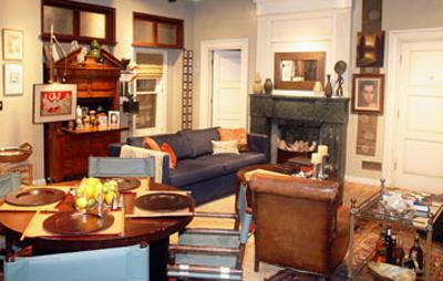 Will's living room