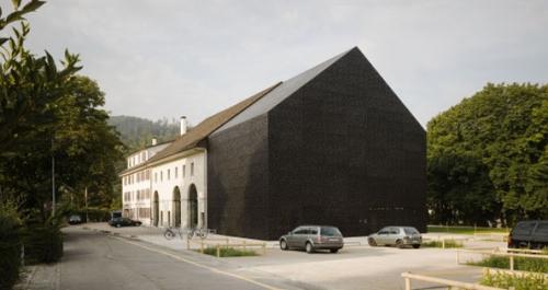 MLZD architects Wettingen school extension