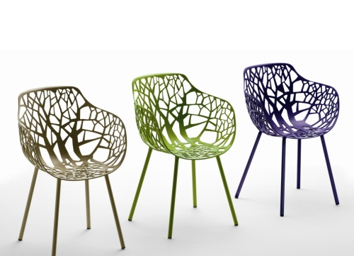 Fast Forest Armchairs