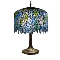 Wisteria lampshade