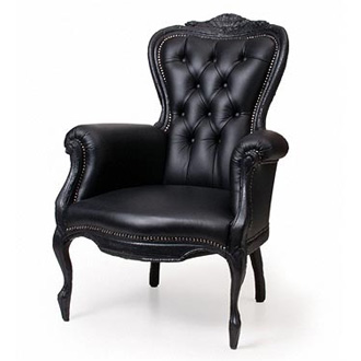 Smoke Chair; Maarten Baas