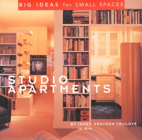 Studio apartments big ideas for small spaces by james grayson ask home design - Big ideas for small spaces concept ...